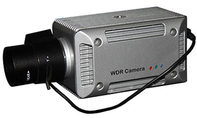"""QUESTEK -- QTC-109P: Camera thân 1/3"""" Type ExView HAD SONY CCD II, 650 TVL"""