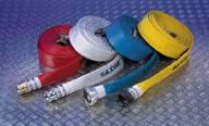 Cuộn vòi chữa cháy 2 lớp đặc biệt (vòi A - B)