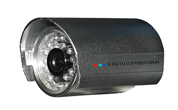 "QUESTEK -- QTC-205: Camera thân hồng ngoại 1/3"" Super Exwave SONY CCD 480 TVL"