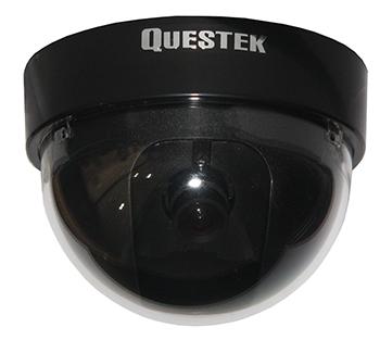 QTC-303i --QUESTEK-- Camera Dome 1/4 Sony CCD, 450 TV Lines