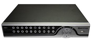 Đầu ghi hình 8 kênh:  QTD-6608