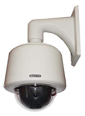 QUESTEK -- QTC-830s: Camera speedDome tốc độ cao gắn ngoài trời