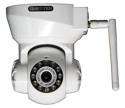 QUESTEK - QTC-905w: Camera IP màu không dây