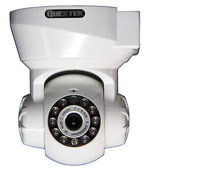 QUESTEK - QTC-905: Camera IP màu
