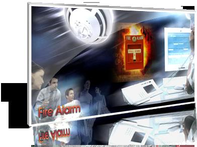 Báo cháy tự động - fire alarm system