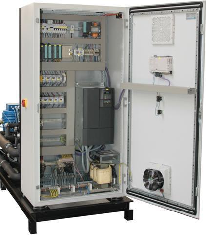 Tủ điện điều khiển bảo vệ bơm